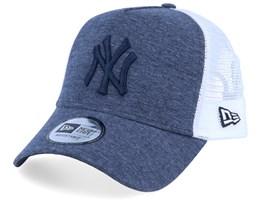 New York Yankees Jursey Essential Navy/White Trucker - New Era