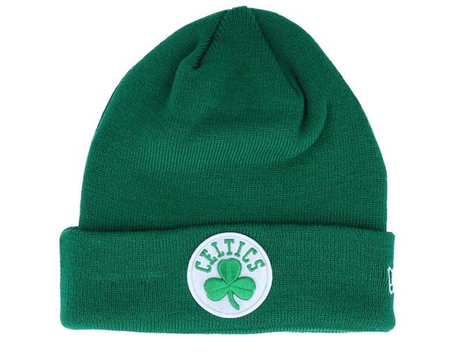 get cheap new images of huge discount Boston Celtics Knit Green Cuff - New Era beanies - Hatstore.sg