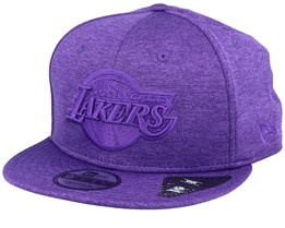 LA Lakers Shadow Tech 9Fifty Purple Snapback - New Era