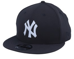 New York Yankees Seasonal Ripstop 9Fifty Black/Grey Snapback - New Era