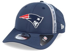 New England Patriots Taped 9Forty Navy Adjustable - New Era