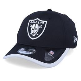ENGINEERED Oakland Raiders New Era 39Thirty Stretch Cap