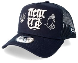 Script Pack Navy Trucker - New Era