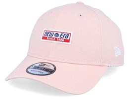 Retro Block Pink 9Forty Adjustable - New Era