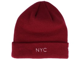 NYC Knit Cardinal Cuff - New Era