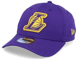 LA Lakers NBA 39Thirty Purple/Yellow Flexfit - New Era