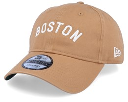 Boston Red Sox Vintage 9Twenty Wheat/White Adjustable - New Era