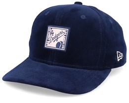 Los Angeles Dodgers MLB Patch 9Fifty Navy Snapback - New Era
