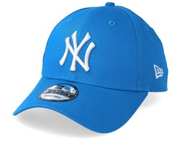 NY Yankees League Essential 9Forty Blue/Grey Adjustable - New Era