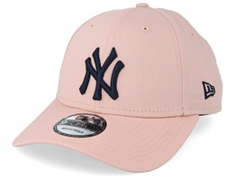 NY Yankees League Essential 9Forty Light Pink/Navy Adjustable - New Era
