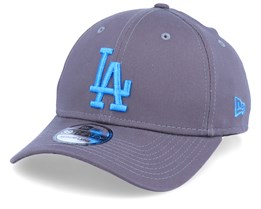 Los Angeles Dodgers League Essential Graphite/Blue Flexfit - New Era
