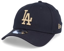 Los Angeles Dodgers League Essential Black/Wheat Flexfit - New Era
