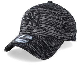 New York Yankees Engineered Fit Strap Black/Black Adjustable - New Era