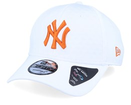 New York Yankees Dry Switch 9Forty White/Rust Adjustable - New Era