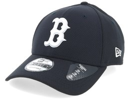 Boston Red Sox Diamond 9Forty Navy/White Adjustable - New Era