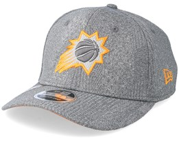 Phoenix Suns Training Series 9Fifty Stretch-Snap Dark Grey/Orange Snapback - New Era