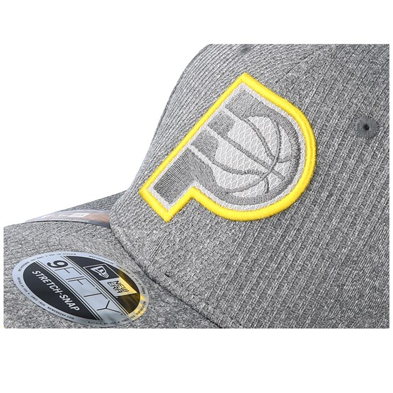 New Era Stretch-Snap Cap Training Indiana Pacers