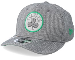 Boston Celtics Training Series 9Fifty Stretch-Snap Dark Grey/Green Snapback - New Era