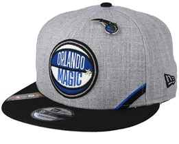 Orlando Magic 19 NBA 9Fifty Draft Heather Grey/Black Snapback  - New Era