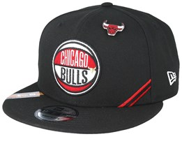 Chicago Bulls 19 NBA 9Fifty Draft Black Snapback  - New Era