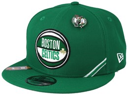 buy online 5d9cb 2c52d Boston Celtics 19 NBA 9Fifty Draft Green Snapback - New Era