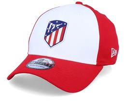 Athletico 39Thirty Contrast Front White/Red Flexfit - New Era