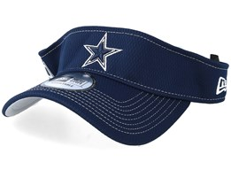 Dallas Cowboys On Field 19 Navy Visor - New Era