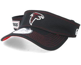 Atlanta Falcons On Field 19 Black Visor - New Era