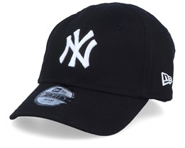 New York Yankees Essential Infant 9Forty Black/White Adjustable - New Era