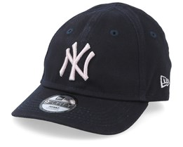 Kids New York Yankees Infant League Essential 9Forty Navy/Pink Adjustable - New Era