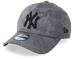 Kids New York Yankees Engineered Plus 9Forty Dark Grey/Black Adjustable - New Era