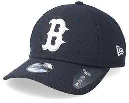 Kids Boston Red Sox Diamond 9Forty Navy/White Adjustable - New Era