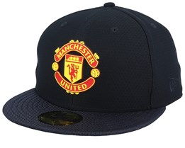 Manchester United FA19 Sport 59Fifty Black Fitted - New Era