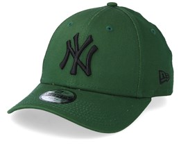 Kids New York Yankees 9Forty Green/Black Adjustable - New Era