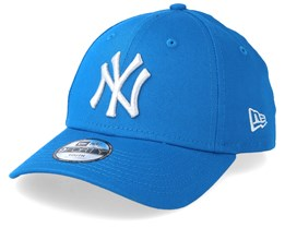 Kids New York Yankees League Essential 9Forty Blue/Light Blue Adjustable - New Era