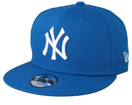 Kids New York Yankees League Essential 9Fifity Blue/White Snapback - New Era