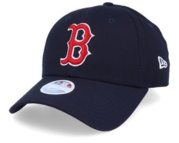 Boston Red Sox League Essential Womens 9Forty Navy/White Adjustable - New Era