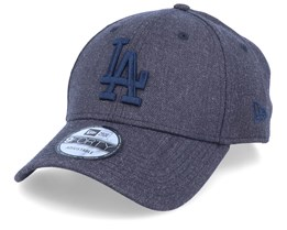 Los Angeles Dodgers Winterized The League Navy/Navy Adjustable - New Era