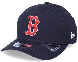 Boston Red Sox Team Stretch 9Fifty Navy/Red Adjustable - New Era