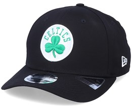 Boston Celtics Team Stretch 9Fifty Black Adjustable - New Era