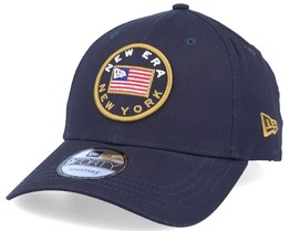 Flagged 9Forty Navy Adjustable - New Era