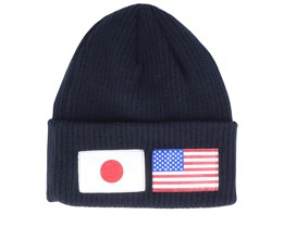 Flag Watch Navy Cuff - New Era
