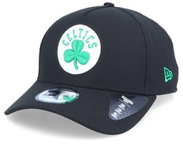 Boston Celtics Base Black/White/Green Adjustable - New Era