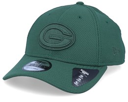 Green Bay Packers Mono Team Colour 9Forty Green/Green Adjustable - New Era