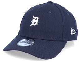 Detroit Tigers Tour 9Forty Navy/White/Grey Adjustable - New Era