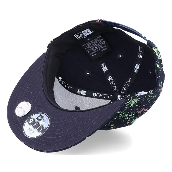 good texture 50% off the cheapest Los Angeles Dodgers 9Fufty Paint Pack Navy/White Snapback - New ...