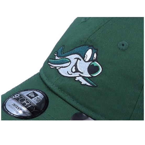Infant New Era New York Jets Infant Beanie Infant Mascot Cuff Green