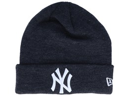 New York Yankees Dark Heather/White Cuff - New Era