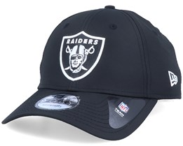 Oakland Raiders 9Forty Dry Switch Black Adjustable - New Era