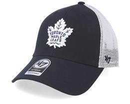 Toronto Maple Leafs Malvern 47 Mvp Wool Navy/White Trucker - 47 Brand